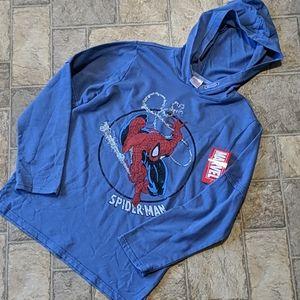Marvel Spiderman lightweight sweater